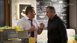 Toadie Rebecchi, Karl Kennedy in Neighbours Episode 8448
