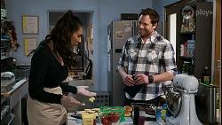 Dipi Rebecchi, Shane Rebecchi in Neighbours Episode 8449