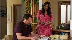 Shane Rebecchi, Dipi Rebecchi in Neighbours Episode 8450