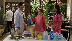 Pierce Greyson, Susan Kennedy, Dipi Rebecchi in Neighbours Episode 8450