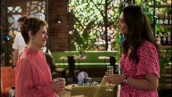 Susan Kennedy, Dipi Rebecchi in Neighbours Episode 8450