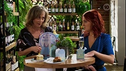 Jane Harris, Nicolette Stone in Neighbours Episode 8450