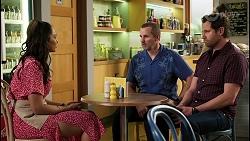 Dipi Rebecchi, Toadie Rebecchi, Shane Rebecchi in Neighbours Episode 8451