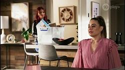 Nicolette Stone, Chloe Brennan in Neighbours Episode 8451