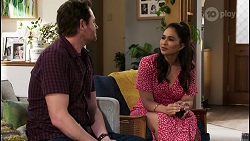 Shane Rebecchi, Dipi Rebecchi in Neighbours Episode 8451