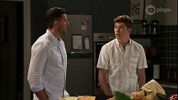 Pierce Greyson, Hendrix Greyson in Neighbours Episode 8451