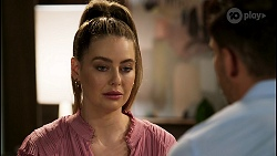 Chloe Brennan, Pierce Greyson in Neighbours Episode 8451