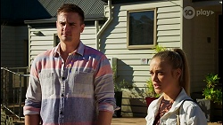 Kyle Canning, Roxy Willis in Neighbours Episode 8452