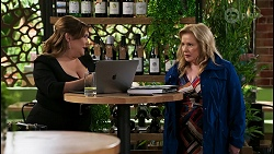 Terese Willis, Sheila Canning in Neighbours Episode 8452