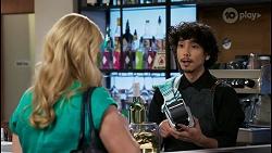 Rose Walker, Tom Nguyen in Neighbours Episode 8453