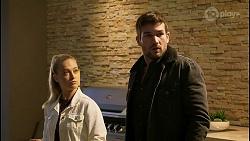 Roxy Willis, Ned Willis in Neighbours Episode 8453