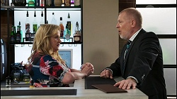 Sheila Canning, Clive Gibbons in Neighbours Episode 8453