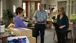 Susan Kennedy, Karl Kennedy, Jane Harris in Neighbours Episode 8454