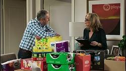 Karl Kennedy, Jane Harris in Neighbours Episode 8454