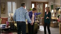 Karl Kennedy, Susan Kennedy, Jane Harris in Neighbours Episode 8454