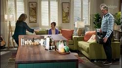 Jane Harris, Susan Kennedy, Karl Kennedy in Neighbours Episode 8454