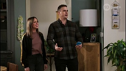 Bea Nilsson, Kyle Canning in Neighbours Episode 8454