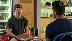Hendrix Greyson, Pierce Greyson in Neighbours Episode 8455