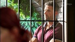 Nicolette Stone, Pierce Greyson in Neighbours Episode 8455