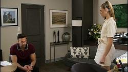 Pierce Greyson, Chloe Brennan in Neighbours Episode 8456