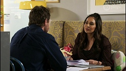 Shane Rebecchi, Dipi Rebecchi in Neighbours Episode 8456
