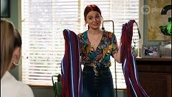 Chloe Brennan, Nicolette Stone in Neighbours Episode 8456