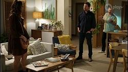 Dipi Rebecchi, Shane Rebecchi, Toadie Rebecchi in Neighbours Episode 8457