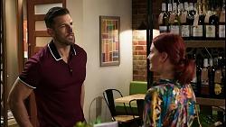 Pierce Greyson, Nicolette Stone in Neighbours Episode 8457