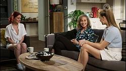 Nicolette Stone, Jane Harris, Chloe Brennan in Neighbours Episode 8457