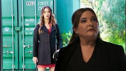 Scarlett Brady, Terese Willis in Neighbours Episode 8457