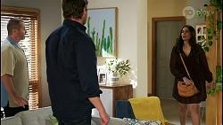 Toadie Rebecchi, Shane Rebecchi, Dipi Rebecchi in Neighbours Episode 8457