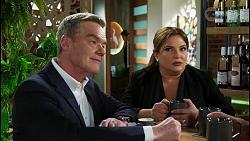 Paul Robinson, Terese Willis in Neighbours Episode 8457