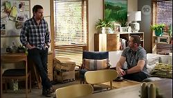 Shane Rebecchi, Toadie Rebecchi in Neighbours Episode 8458