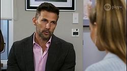 Pierce Greyson, Chloe Brennan in Neighbours Episode 8458