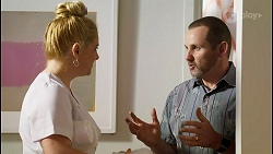 Rose Walker, Toadie Rebecchi in Neighbours Episode 8458