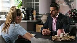 Chloe Brennan, Pierce Greyson in Neighbours Episode 8458