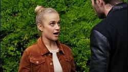 Roxy Willis, Ned Willis in Neighbours Episode 8458