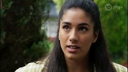 Yashvi Rebecchi in Neighbours Episode 8458