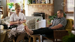Rose Walker, Toadie Rebecchi in Neighbours Episode 8459