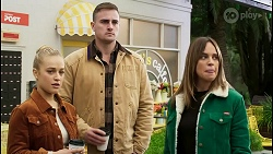 Roxy Willis, Kyle Canning, Bea Nilsson in Neighbours Episode 8459