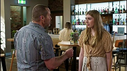 Toadie Rebecchi, Mackenzie Hargreaves in Neighbours Episode 8459
