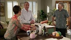 Susan Kennedy, Karl Kennedy, Toadie Rebecchi in Neighbours Episode 8460