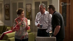Susan Kennedy, Karl Kennedy, Toadie Rebecchi in Neighbours Episode 8461
