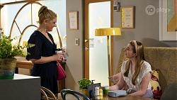 Rose Walker, Mackenzie Hargreaves in Neighbours Episode 8461