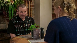 Toadie Rebecchi, Rose Walker in Neighbours Episode 8461