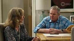 Jane Harris, Karl Kennedy in Neighbours Episode 8461