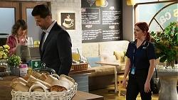 Pierce Greyson, Nicolette Stone in Neighbours Episode 8461