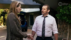 Mackenzie Hargreaves, Toadie Rebecchi in Neighbours Episode 8461