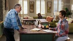 Karl Kennedy, Jane Harris, Susan Kennedy in Neighbours Episode 8462