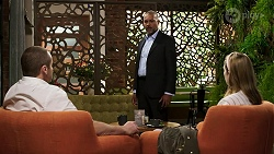 Toadie Rebecchi, James Soloman, Mackenzie Hargreaves in Neighbours Episode 8462